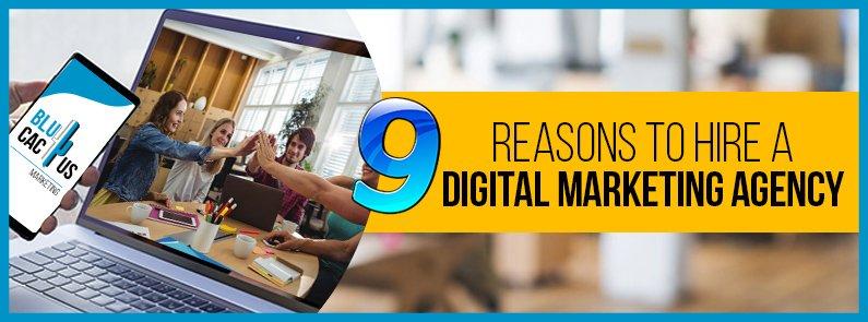 Reasons Why Hiring an Internet Marketing Agency Makes Sense