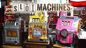 Antique Slot Machines